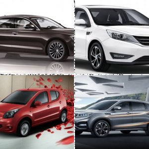 Zotye Photos